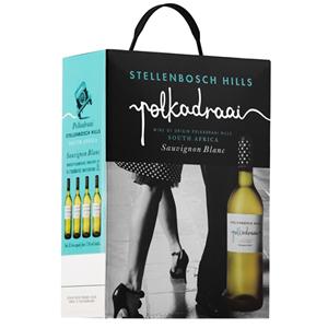 Polkadraai Sauvignon Blanc 2016 (3L box)