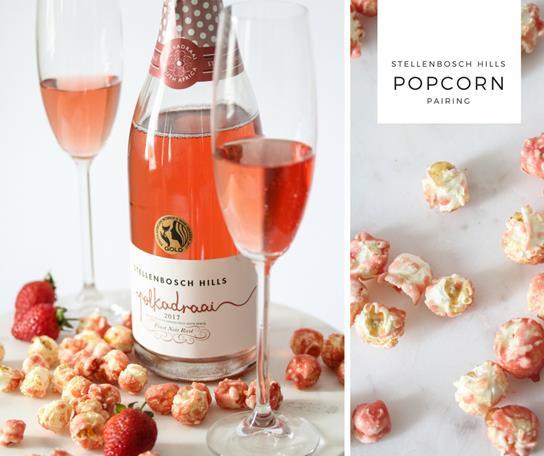 Sprinkle some Valentine's Love with Polkadraai & Popcorn