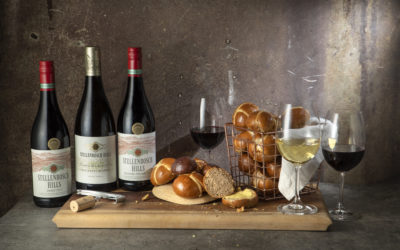 Stellenbosch Hills spreads April cheer with Hot Cross Bun & Wine Pairing