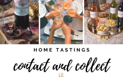 Stellenbosch Hills re-invents fun snack-and-wine pairings