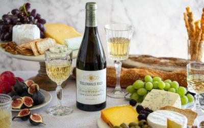 Stellenbosch Hills unveils latest vintage of 1707 White Reserve