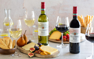 Re-discover the quintessential pairing at Stellenbosch Hills